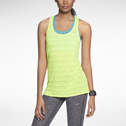Nike Dri-FIT Touch Breeze Women's Running Tank Top