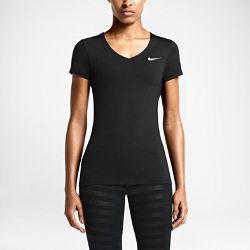 Nike Pro Core Fitted Short-Sleeve Women's Shirt