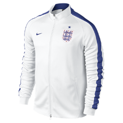 England Authentic N98 Men's Track Jacket