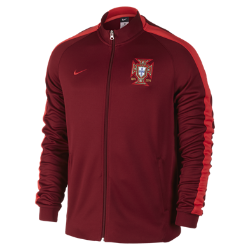 Portugal N98 Authentic International Men's Track Jacket