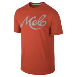 Jordan Melo 10 Years Reflect Men's T-Shirt