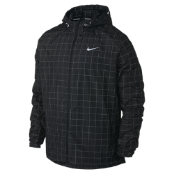 Nike Checkered Flash Men's Running Jacket
