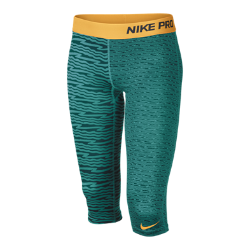 Nike Pro Fitted Graphic (8y-15y) Girls' Capris