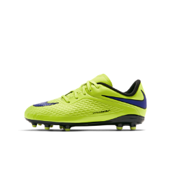 Nike Jr. Hypervenom Phelon Kids' Firm-Ground Football Boot