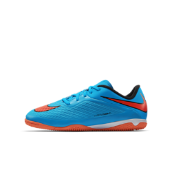 Nike Jr. HYPERVENOM Phelon Kids' Indoor-Competition Football Shoe