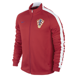 Croatia Authentic N98 Men's Track Jacket