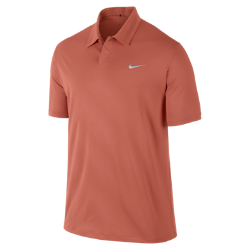 TW Embossed Men's Golf Polo Shirt
