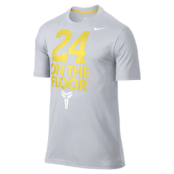 "Kobe ""24 on the Floor"" Men's T-Shirt"