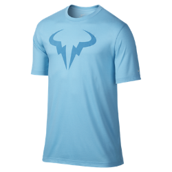 Nike Premier Rafa Dri-Blend Men's Tennis T-Shirt