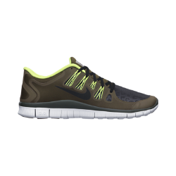 Nike Free 5.0+ Shield Men's Running Shoe