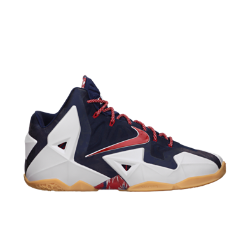 LeBron 11 July 4th Men's Basketball Shoe