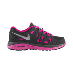 Nike Dual Fusion Run 2 Shield Girls' Running Shoe
