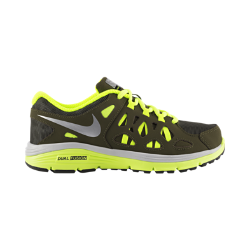Nike Dual Fusion Run 2 Shield Boys' Running Shoe