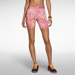 Nike Pro Core Compression Printed 18cm Women's Shorts