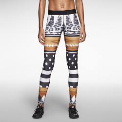 Nike Pro Safari Moves Women's Tights