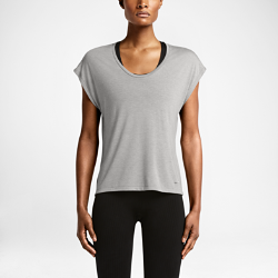 Nike Dri-Fit Touch Club Boxy Women's Training T-Shirt