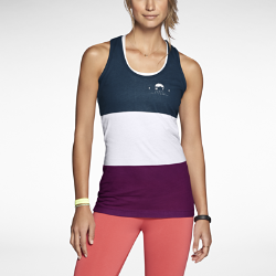 Nike Run Sunset Women's Tank Top