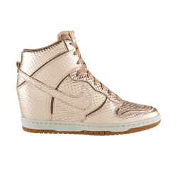 Nike Dunk Sky Hi Cut Out Premium Women's Shoe