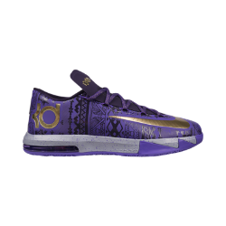 KD VI BHM Men's Basketball Shoe