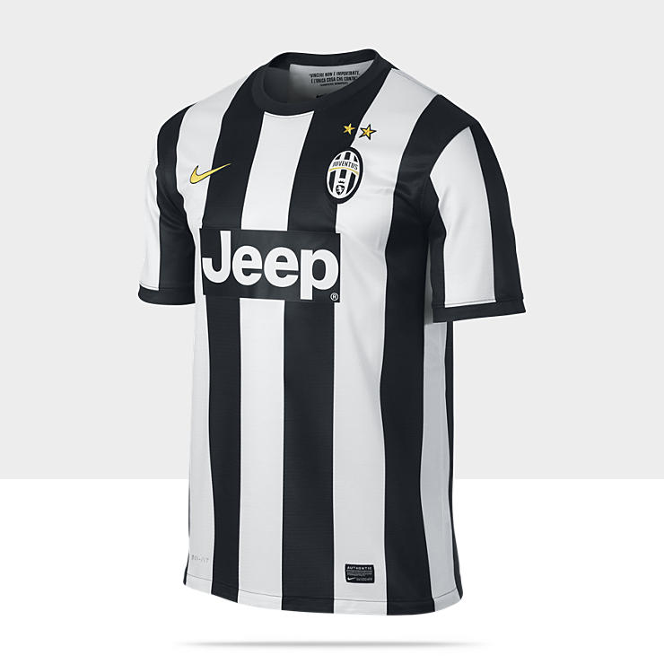 Maillot de football 2012/13 Juventus FC Replica Short-Sleeve pour Homme