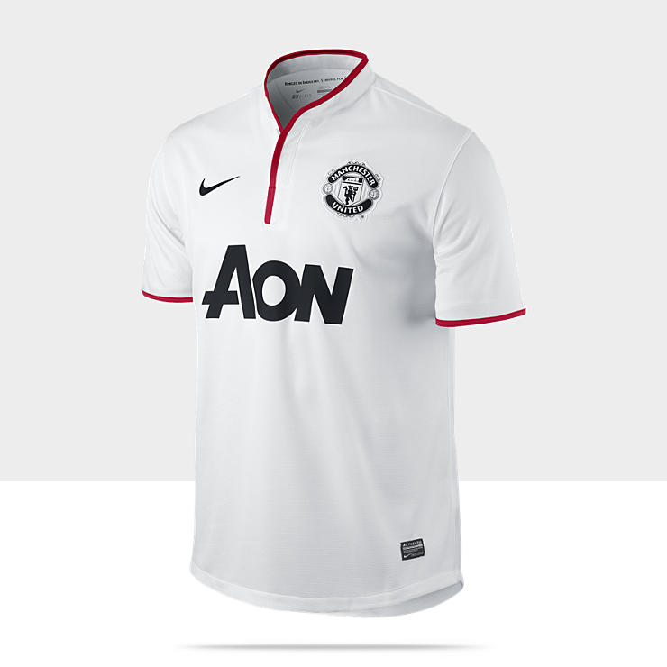 2012/13 Manchester United Replica - Maillot de football pour Homme