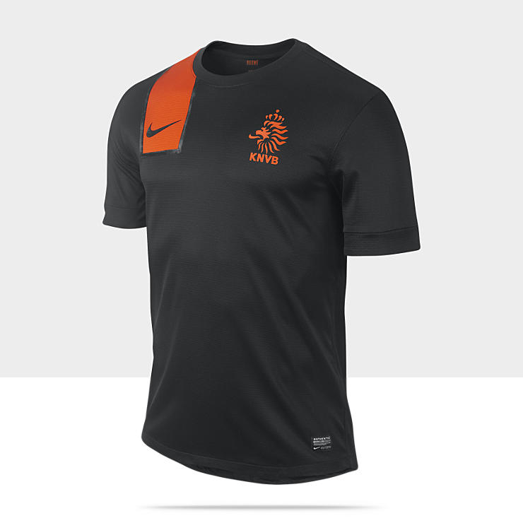 2012/13 Netherlands Replica Camiseta de f&uacute;tbol - Hombre