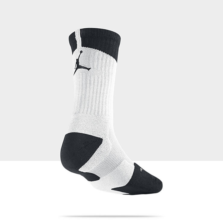 Air Jordan Dri-FIT Crew – Chaussettes de basket-ball (1 paire)