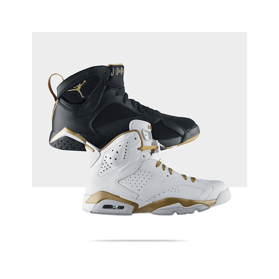 best service 0c34e bf430 Air Jordan Golden Moment Basketball Pack