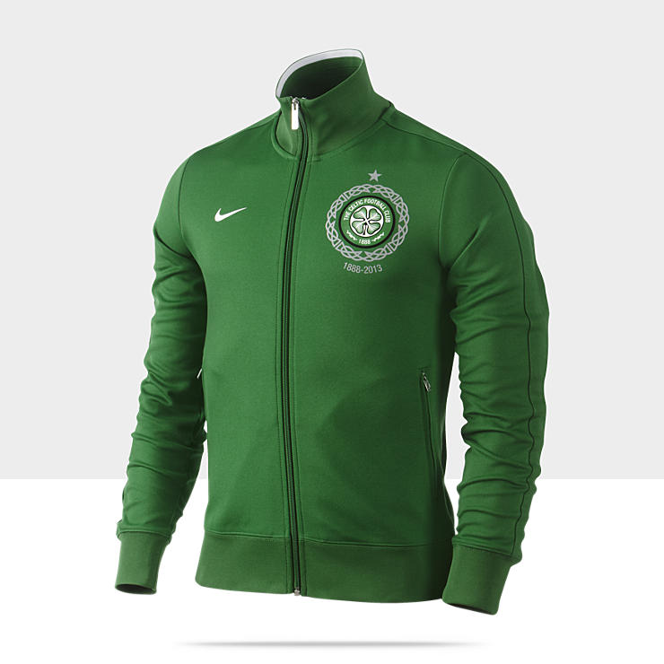 Celtic FC Authentic N98 - Veste de surv&ecirc;tement de football pour Homme