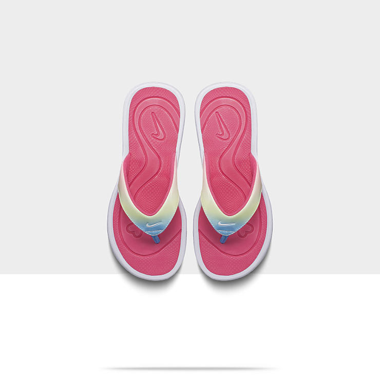 Chancletas Nike Aqua Motion para chicas 313026_111