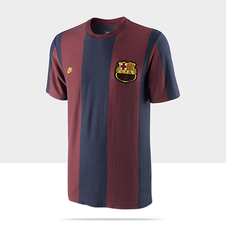 FC Barcelona Covert Vintage 73 Throwback – Tee-shirt pour Homme