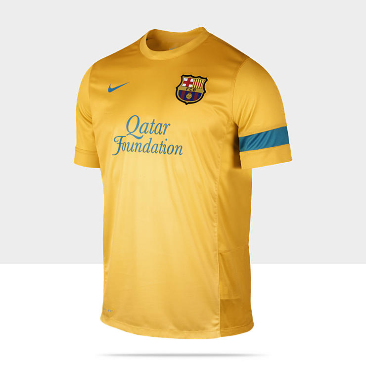 Maillot d'entra&icirc;nement de football FC Barcelona 3 pour Homme