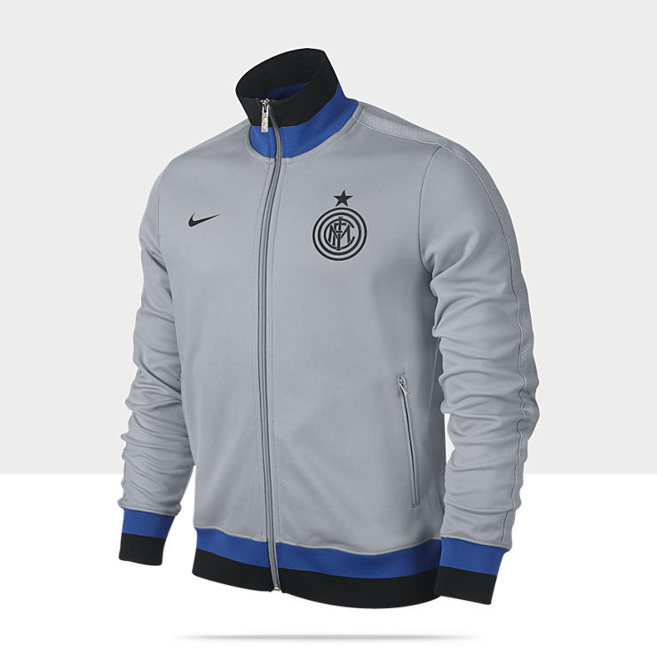 Inter Milan Authentic N98 Chaqueta - Hombre