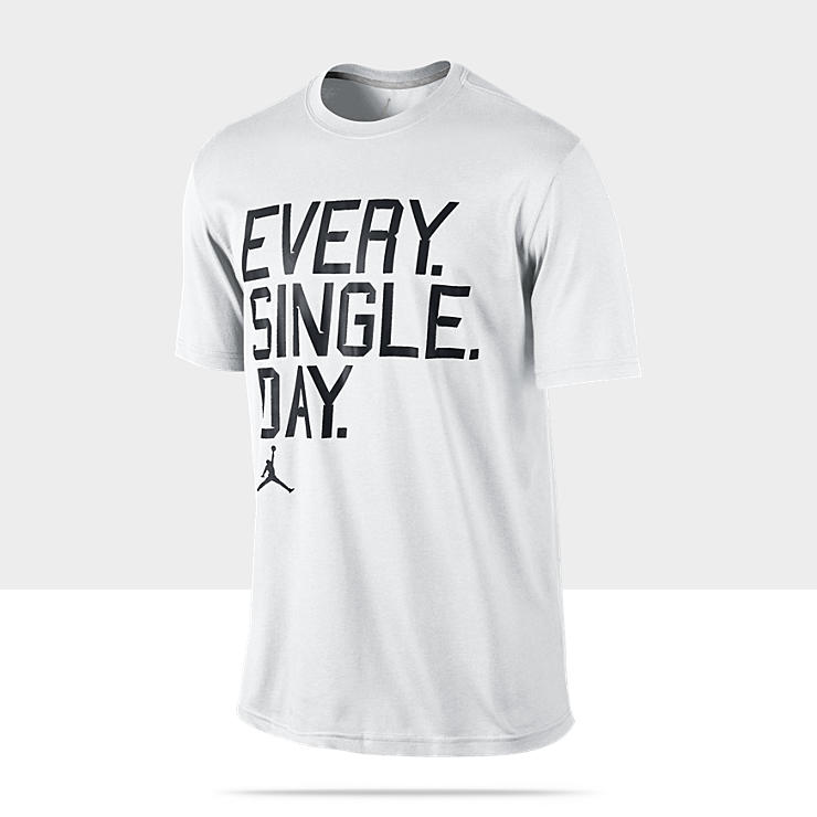 Jordan &laquo;&nbsp;Every Single Day&nbsp;&raquo; &ndash; Tee-shirt pour Homme