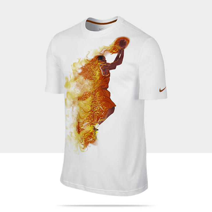 KD On Fire – Tee-shirt de basket-ball pour Homme