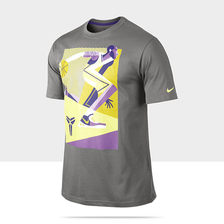 Kobe Fresh – Tee-shirt de basket-ball pour Homme