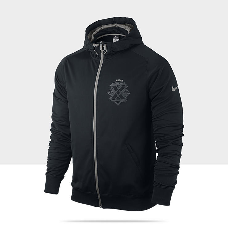 LeBron Carbonado Full-Zip - Sweat à capuche pour Homme