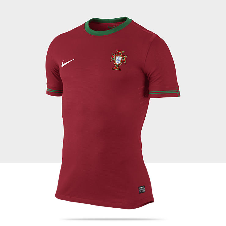 2012/13 Portugal Authentic Camiseta de f&uacute;tbol - Hombre