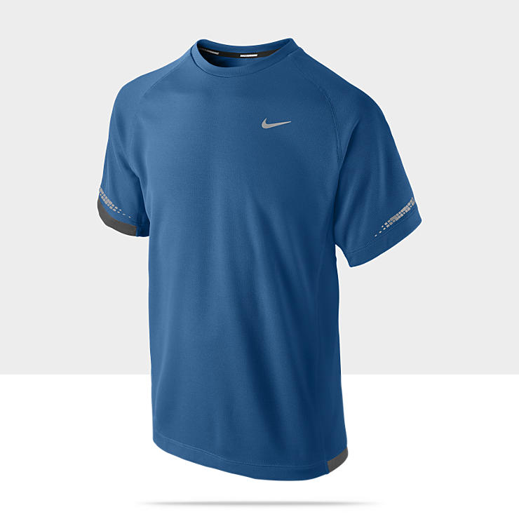 Maillot de course &agrave; pied Nike Miler pour Gar&ccedil;on (8-15&nbsp;ans)