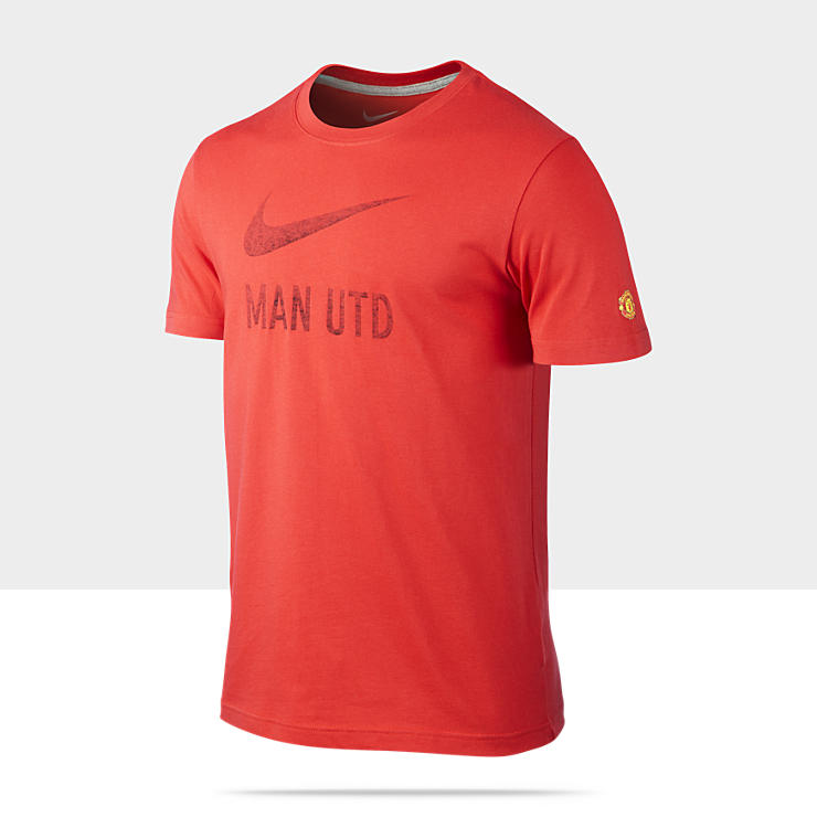 Manchester United Basic Type – Tee-shirt de football pour Homme