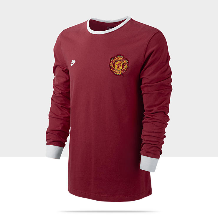 Manchester United Covert Vintage Throwback – Maillot de football pour Homme