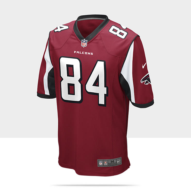 NFL Atlanta Falcons (Roddy White) - Maillot de football am&eacute;ricain domicile pour Homme