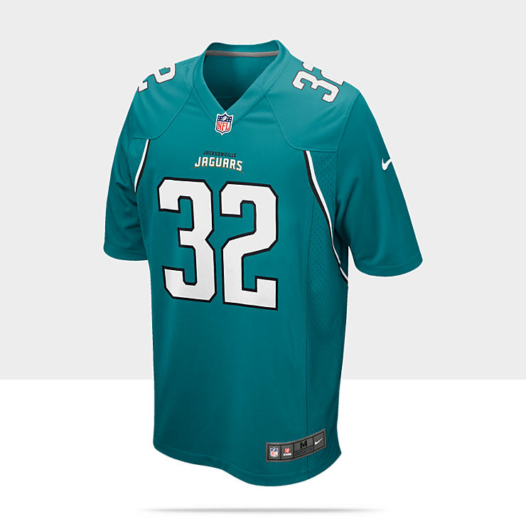 NFL Jacksonville Jaguars (Maurice Jones-Drew) Camiseta de f&uacute;tbol americano de 1&ordf; equipaci&oacute;n - Hombre
