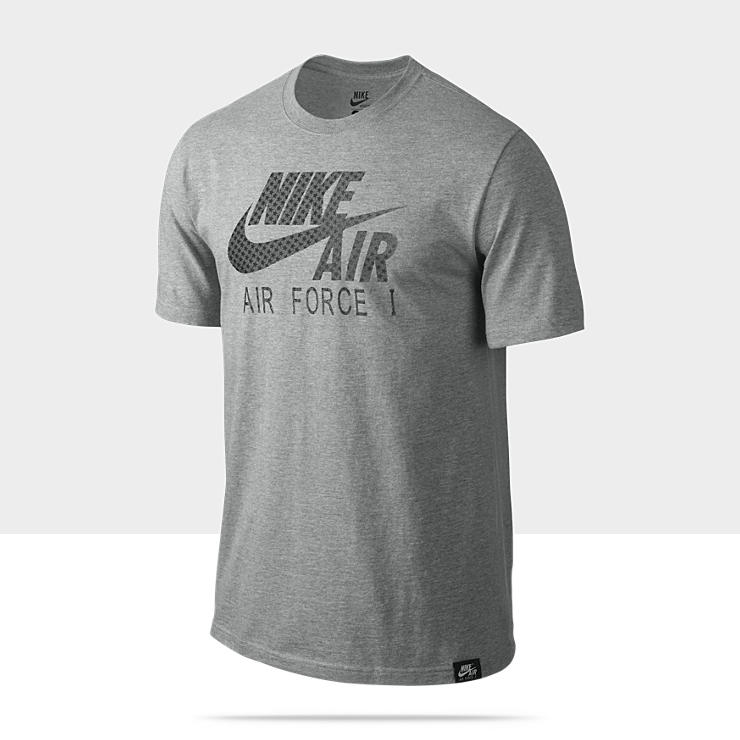 Nike AF-1 Reflective Camiseta - Hombre