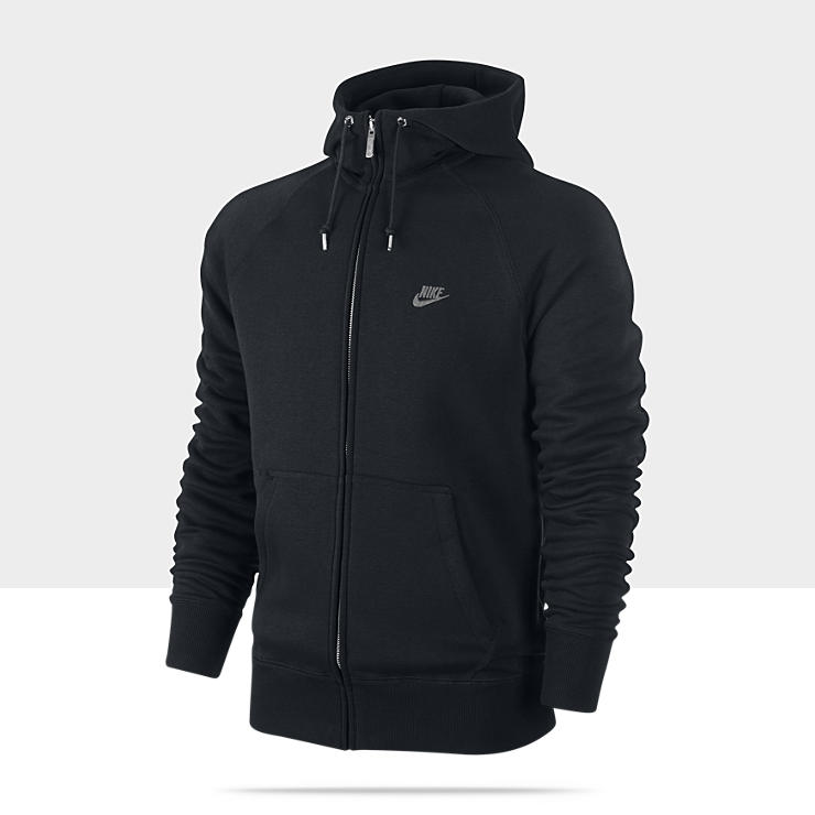 Nike AW77 Hybrid Brushed &ndash; Sweat &agrave; capuche pour Homme