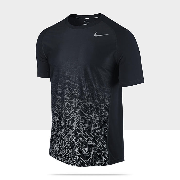 Nike Advantage UV Graphic – Tee-shirt de tennis pour Homme