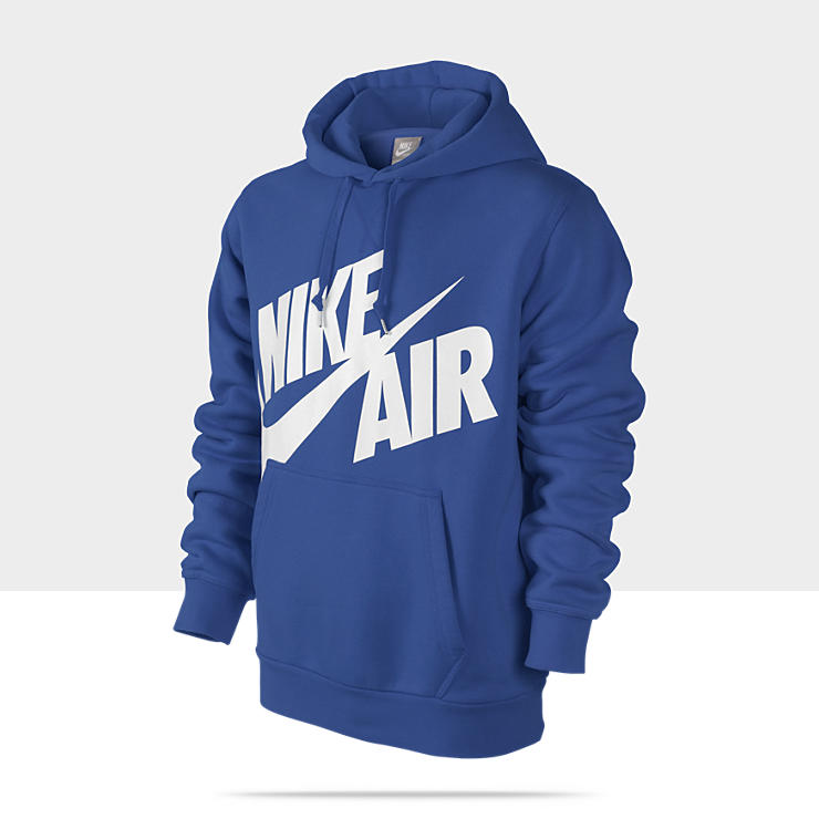 Nike Air Oversized Logo - Sweat &agrave; capuche pour Homme