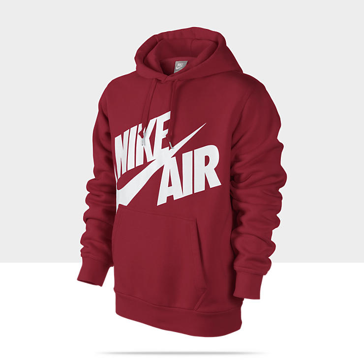 Nike Air Oversized Logo Men's Hoodie