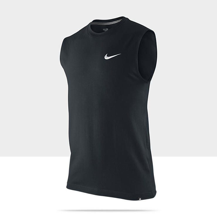 Nike Athletic Department Sleeveless Men's Shirt
