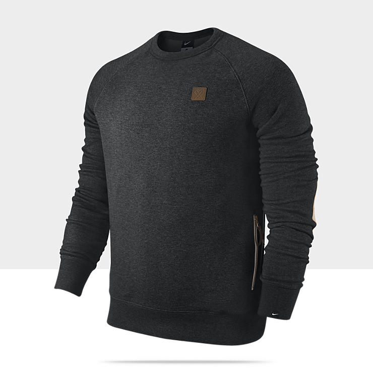 Nike CR Long-Sleeve Crew Sudadera - Hombre